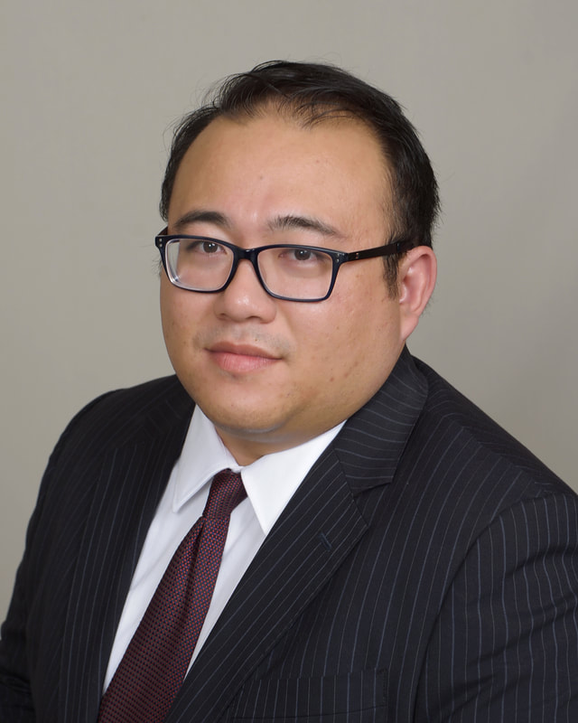 This is a picture of the family law attorney Ned Ng in Sacramento, California